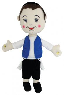The musical doll with prayer